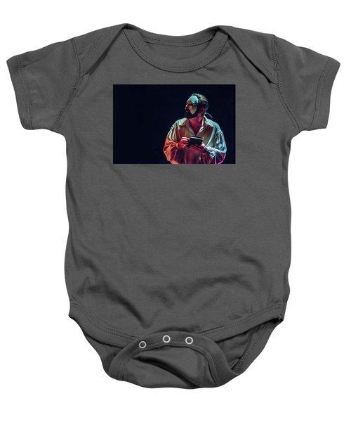 American Phantom  Baby Onesie