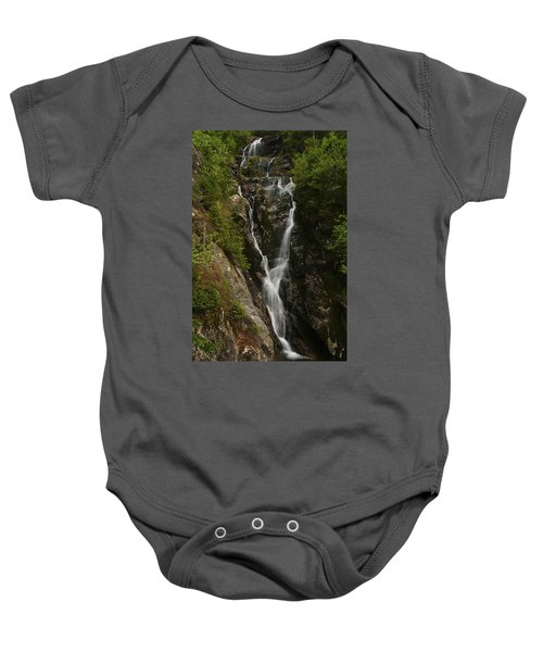 Ammonoosuc Ravine Falls Baby Onesie