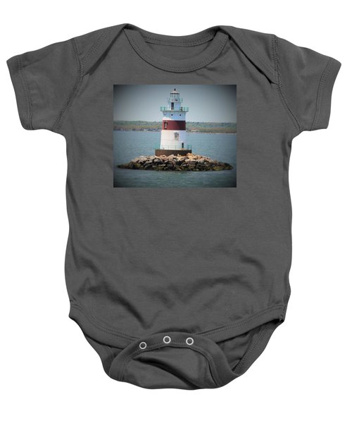 Lights Out Baby Onesie