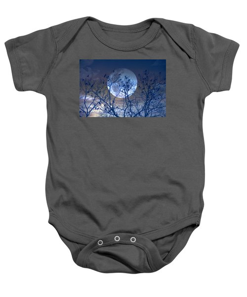 And Now Its Time To Say Goodnight Baby Onesie