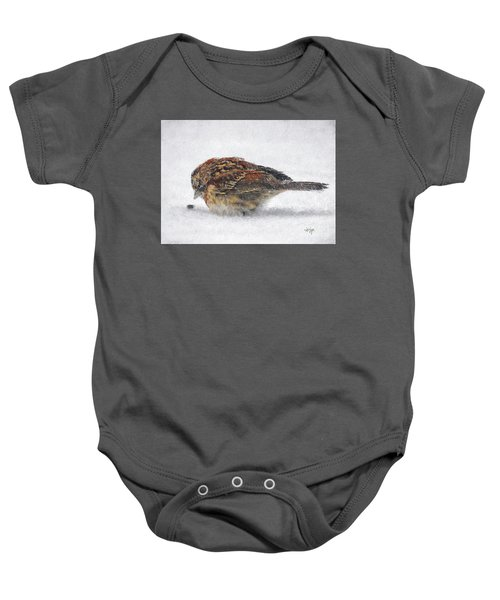 And These Thy Gifts  Baby Onesie