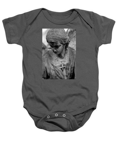 Angels Among Us Baby Onesie