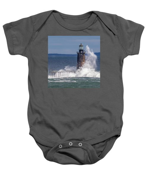 Another Day - Another Wave Baby Onesie