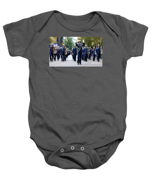 Police Band Baby Onesies | Fine Art America