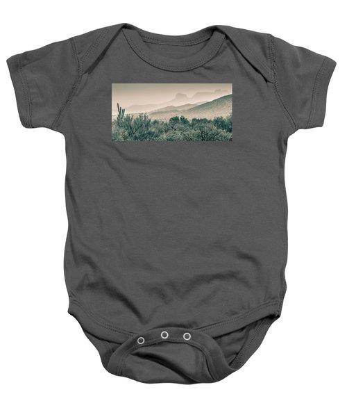 Apache Trail Baby Onesie
