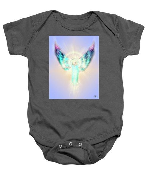 Archangel Uriel - Pastel Baby Onesie