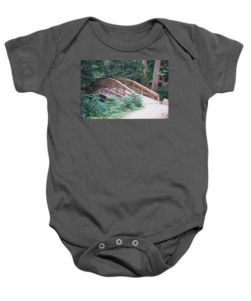 Arched Bridge Baby Onesie