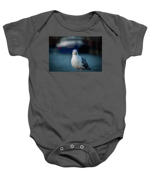 Are You Looking At Me? Baby Onesie