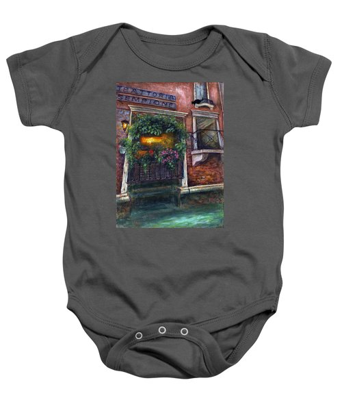 Are You There My Love? Baby Onesie