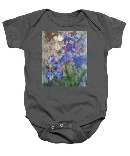 Arizona Blues Baby Onesie