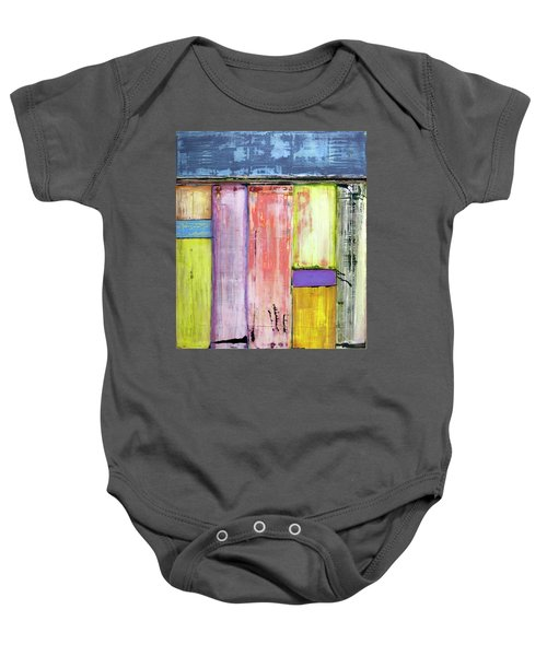 Art Print Abstract 47 Baby Onesie