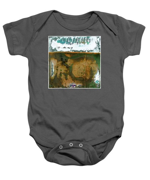 Art Print California 04 Baby Onesie