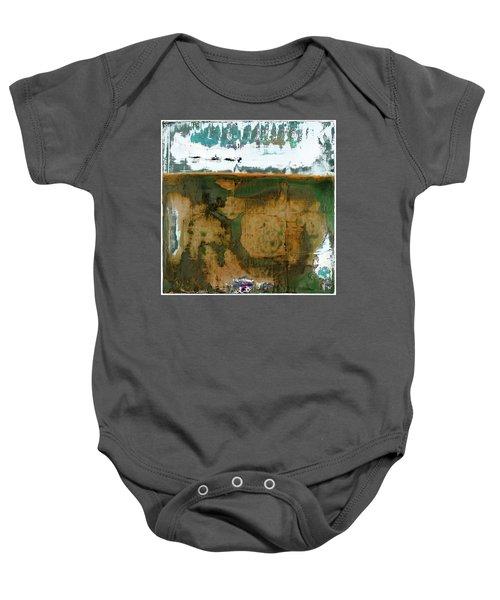 Art Print California 04 Baby Onesie
