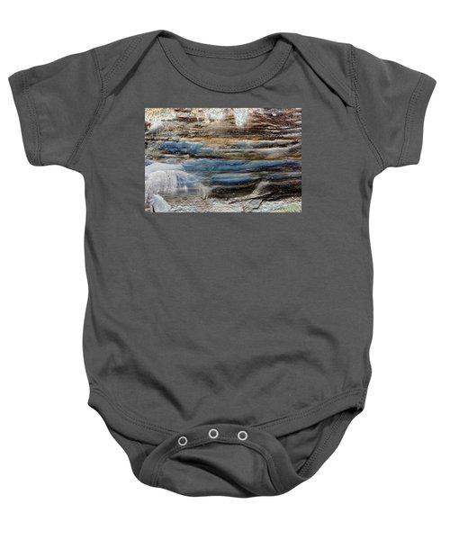 Art Print Cliff 1 Baby Onesie