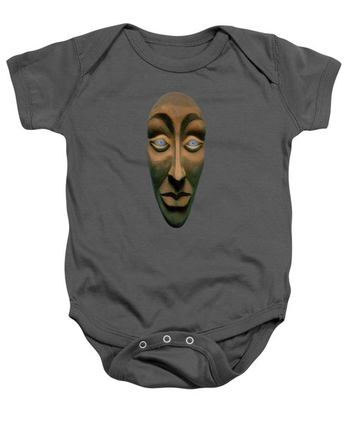 Baby Onesie featuring the photograph Artificial Intelligence Entity by David Dehner