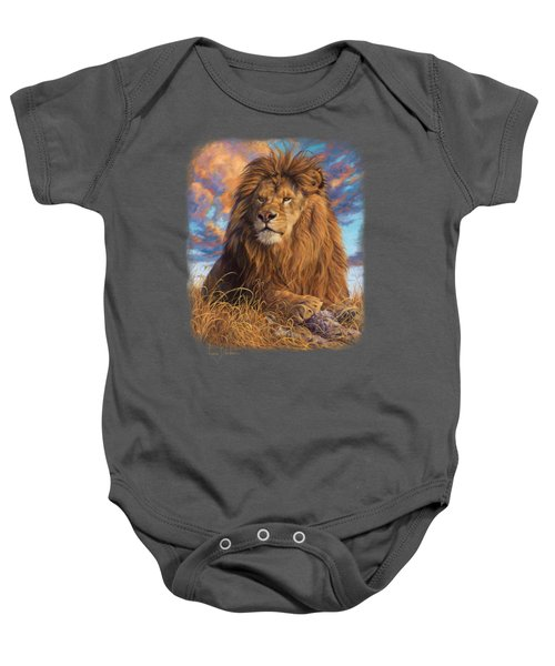Watchful Eyes Baby Onesie