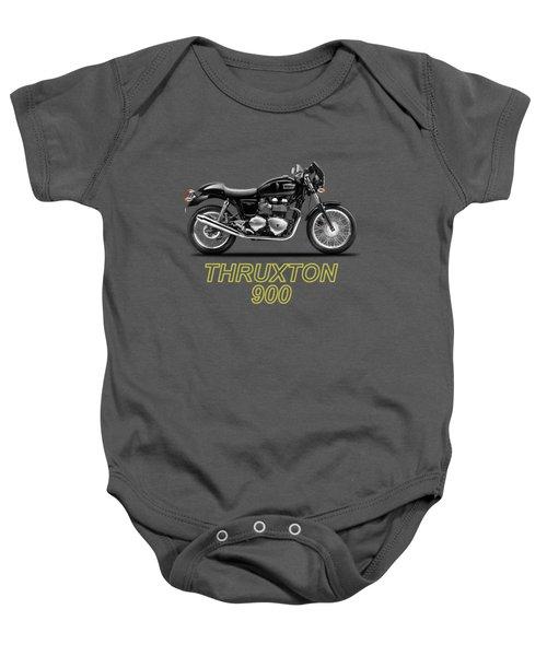 Triumph Thruxton Baby Onesie