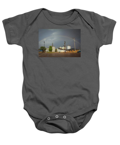 As Luck Would Have It Baby Onesie
