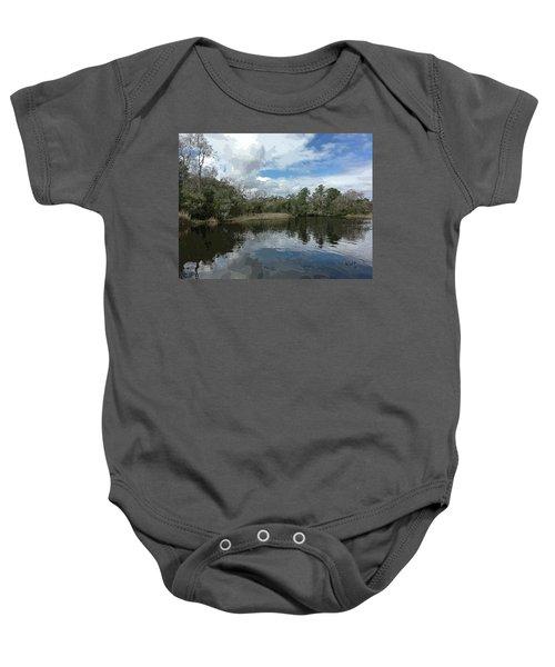 Ashley River Baby Onesie