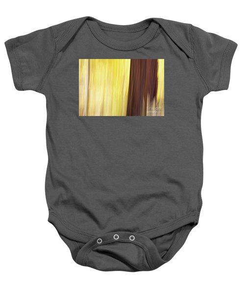Aspen Blur #3 Baby Onesie