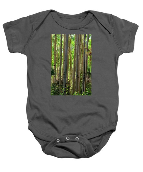 Aspen Grove Baby Onesie