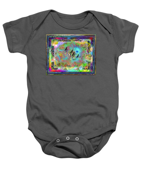Astral Vision Baby Onesie