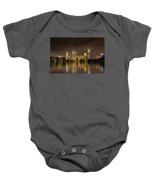 Atlanta Reflection Baby Onesie