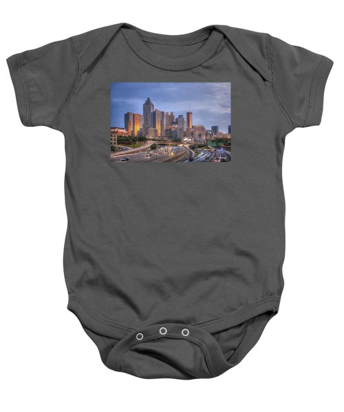 Atlanta Reflections Baby Onesie