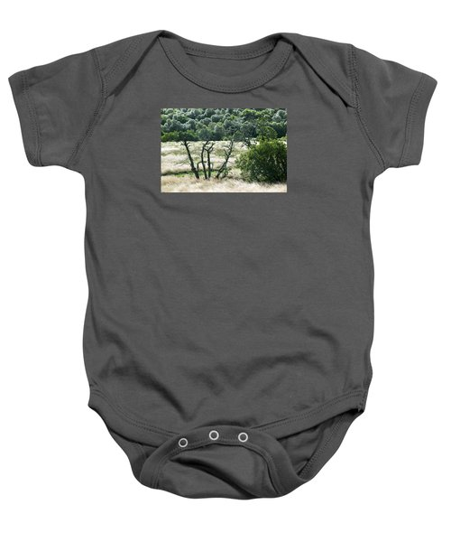 Autumn And Grass In Isle Of Skye, Uk Baby Onesie