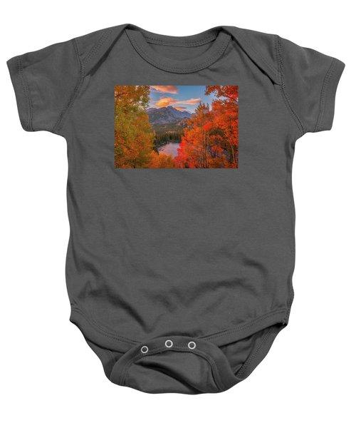 Autumn's Breath Baby Onesie
