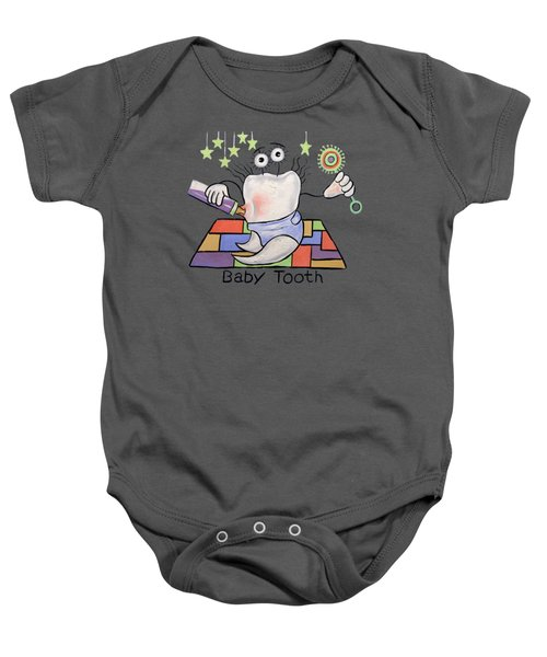 Baby Tooth T-shirt Baby Onesie