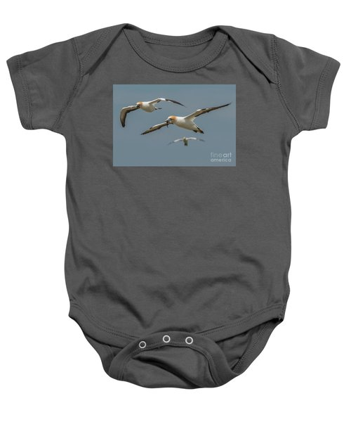 Back To The Colony Baby Onesie