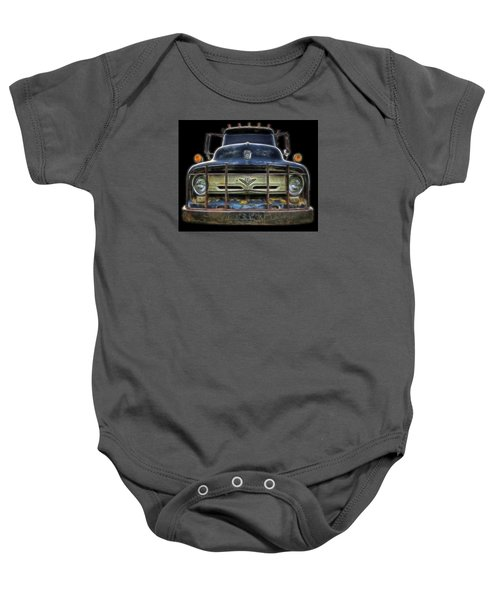 Bad 56 Ford Baby Onesie