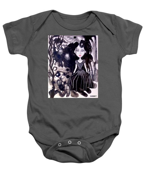 Bad Doll  Baby Onesie