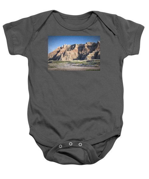 Badlands Baby Onesie