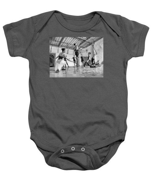 Ballet Practice - Havana Baby Onesie