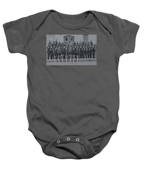 Band After Fire 76 Baby Onesie