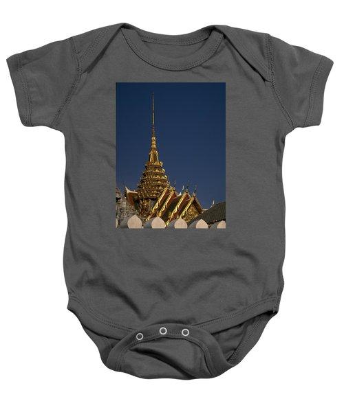 Bangkok Grand Palace Baby Onesie