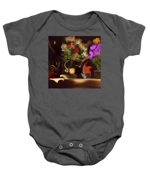 Banquet  Baby Onesie