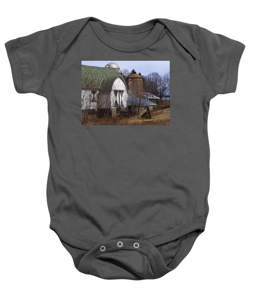 Barn On 29 Baby Onesie