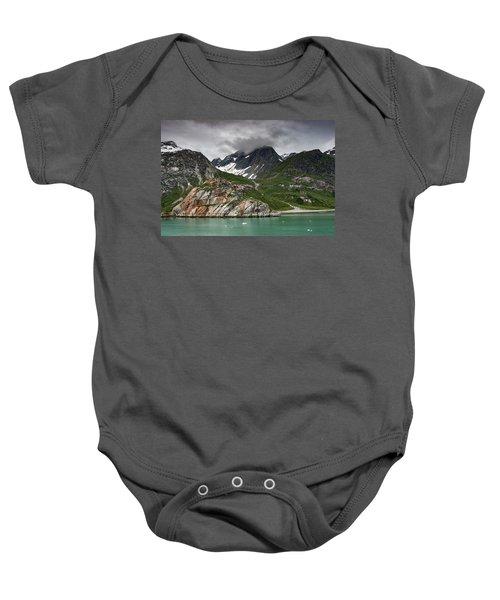 Barren Wilderness Baby Onesie