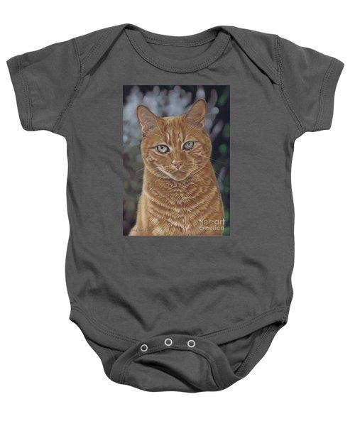 Barry The Cat Baby Onesie