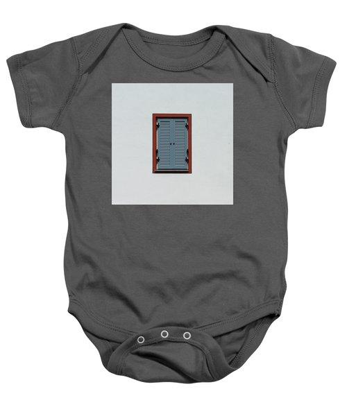 Bavarian Windows 5 Baby Onesie