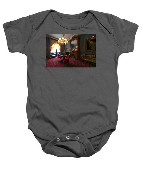 Be Gone Before Nightfall Baby Onesie