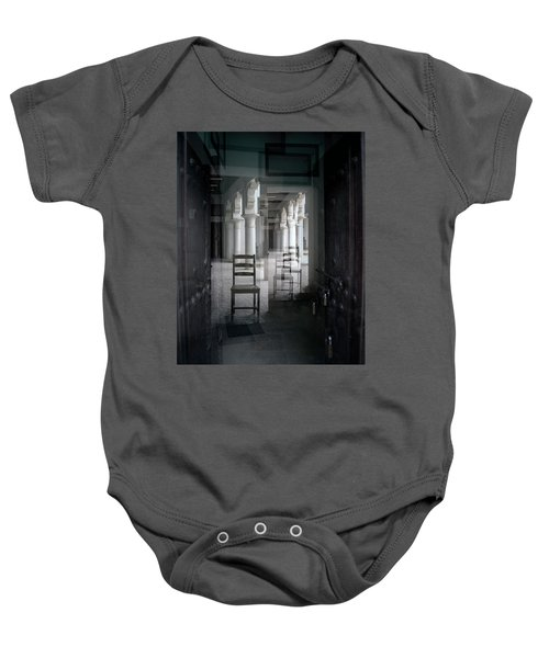 Be Seated Baby Onesie