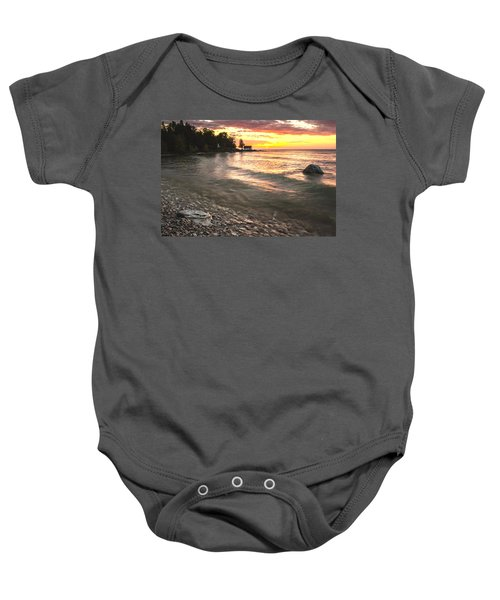 Beach Awakens Baby Onesie