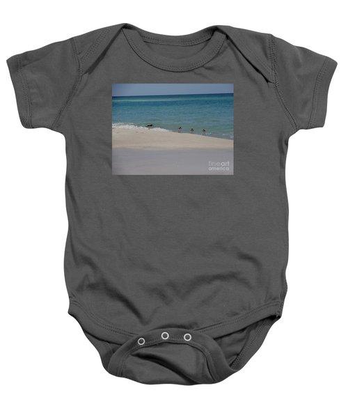 Beach Natives Baby Onesie
