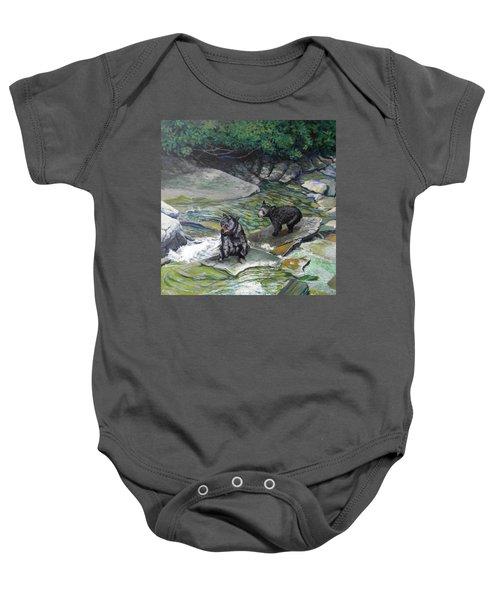 Bear Creek Baby Onesie