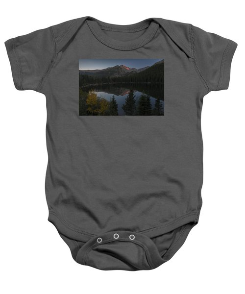 Bear Lake Baby Onesie