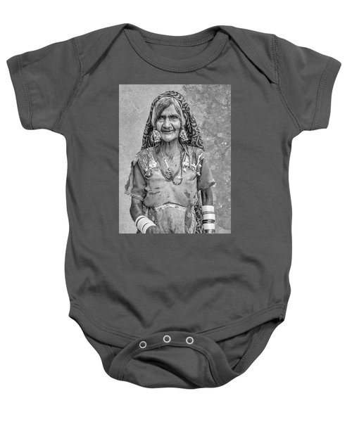 Beauty Before Age. Baby Onesie